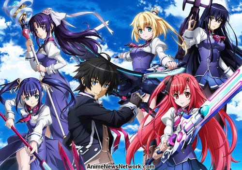 Sky Wizards Academy (TV) - Anime News Network