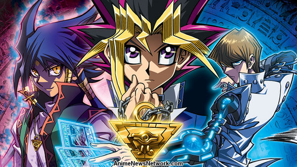Yu-Gi-Oh!: The Dark Side of Dimensions (movie 2016) - Anime