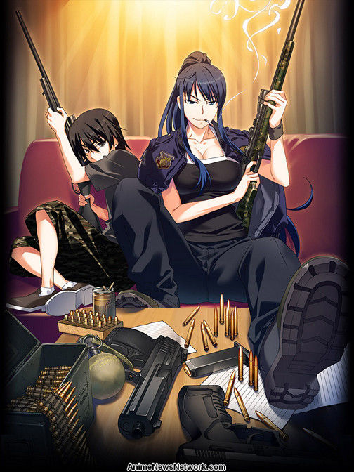 The Labyrinth of Grisaia special  Anime News Network