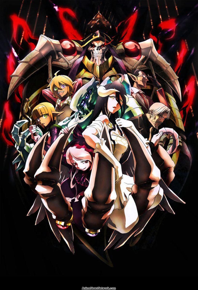Overlord (TV) - Anime News Network