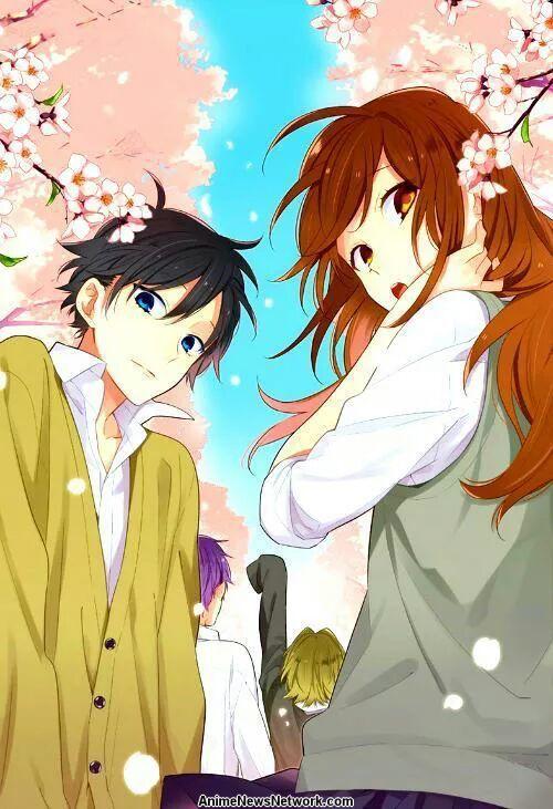 Horimiya (manga) - Anime News Network
