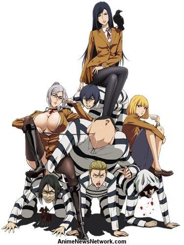 Prison school tv anime news network