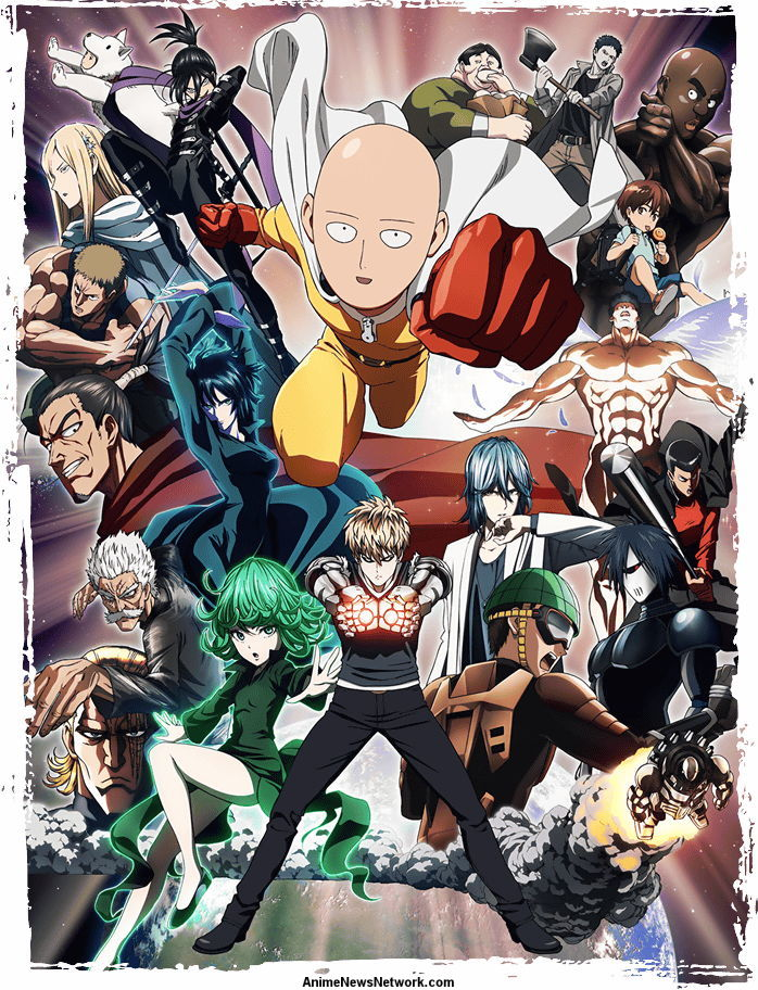 One Punch Man (TV) - Anime News Network