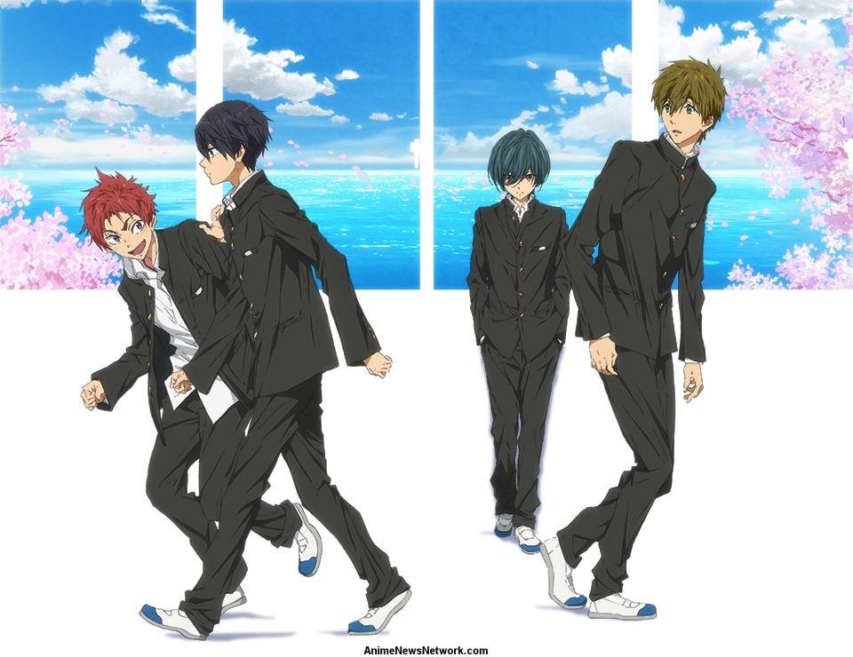High speed free starting days movie anime news network prequel voltagebd Choice Image