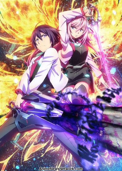 water tv the asterisk war the academy city on the water tv anime news