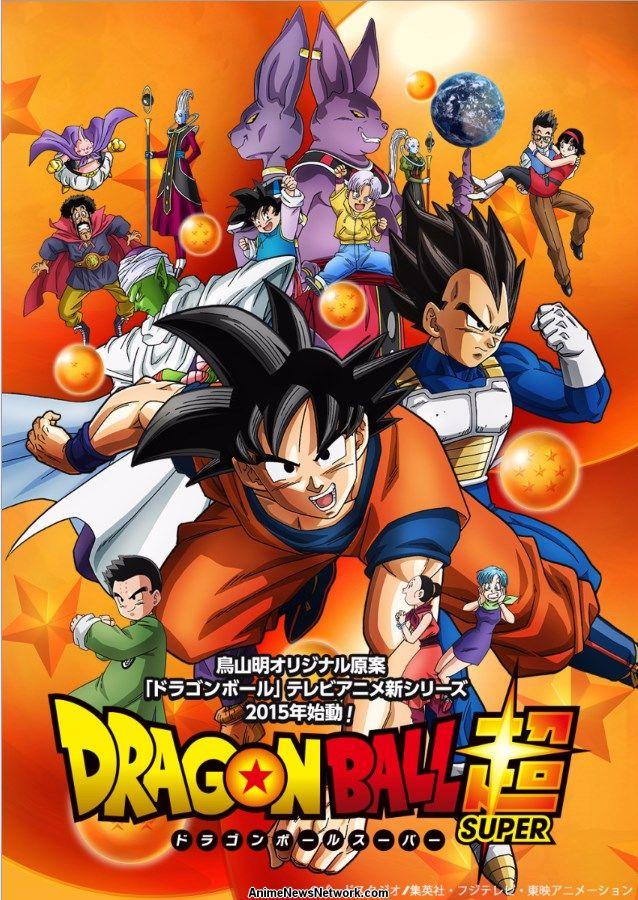 Dragon Ball Super (TV) - Anime News Network