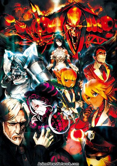 Overlord (light novel) - Anime News Network
