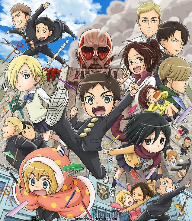 Attack On Titan: Junior High (TV)