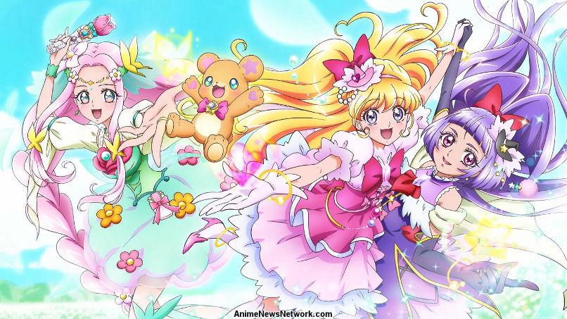 Resultado de imagen para Maho Girls PreCure!