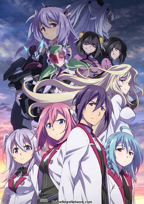 The Asterisk War: The Academy City on the Water (TV 2) - Anime News