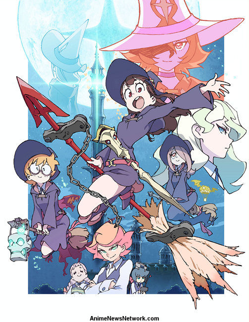 Little Witch Academia Tv Anime News Network