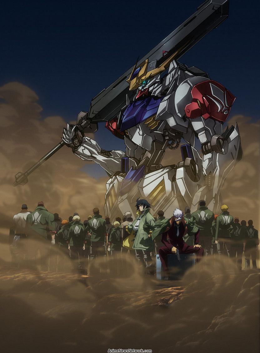 Iron-Blooded Orphans 1~3 Complete JAPAN manga 1st Season Mobile Suit Gundam