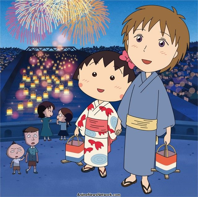 eiga chibi maruko chan italia kara kita shōnen (movie  chibi maruko chan live action instalki.php #5
