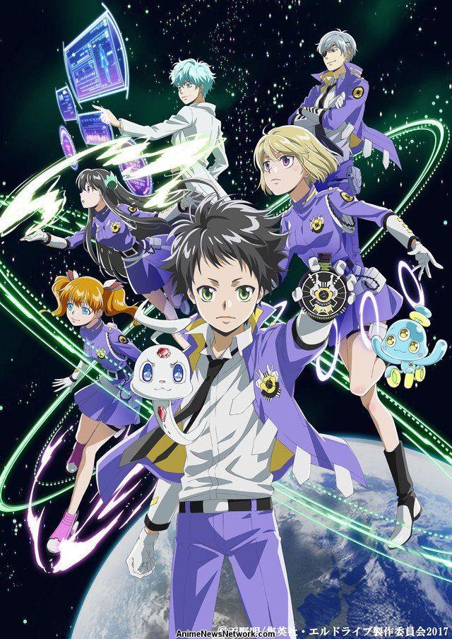 ēlDLIVE (TV) - Anime News Network