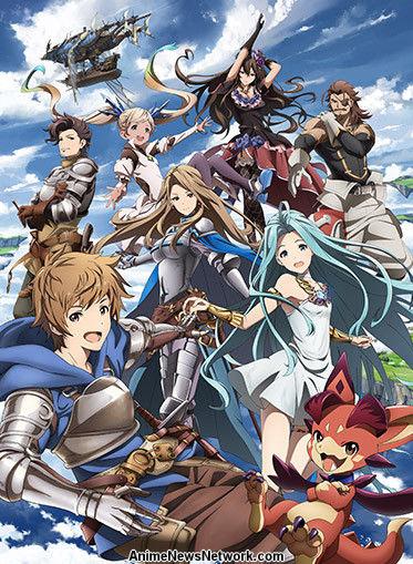 Granblue Fantasy The Animation Tv Anime News Network