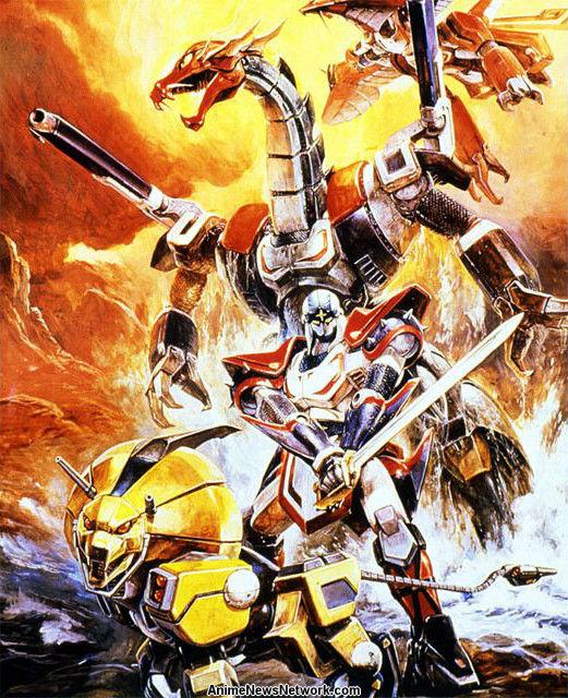 Anime Robot: Anime News Network