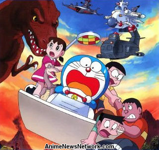 Doraemon the Movie: Nobita's Dinosaur - Anime News Network