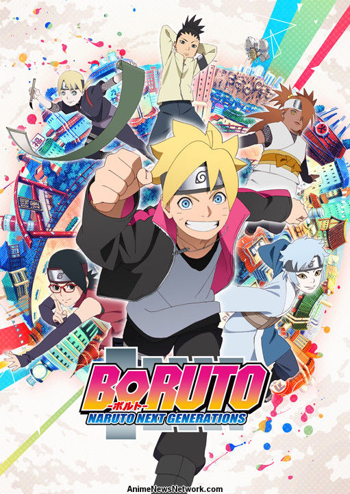 Boruto: Naruto Next Generations (TV) - Anime News Network