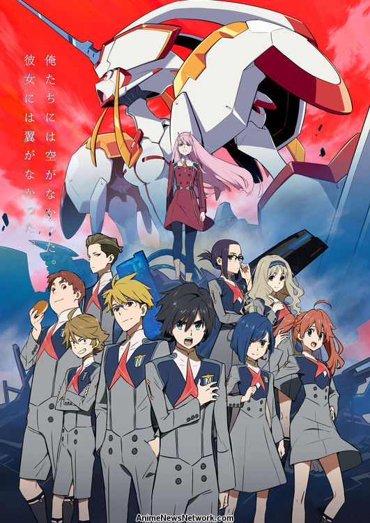 DARLING in the FRANXX (TV) - Anime News Network