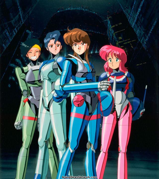 Bubblegum Crisis (OAV) - Anime News Network