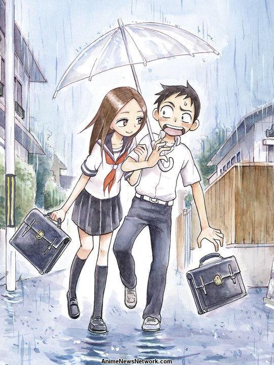 teasing master  Teasing Master Takagi-san (manga) - Anime News Network