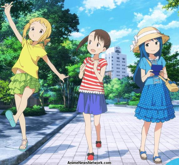 Resultado de imagen para Mitsuboshi Colors