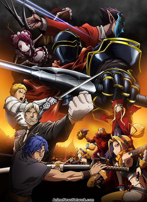 overlord ii tv 2 anime news network