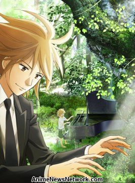Forest Of Piano Tv Anime News Network