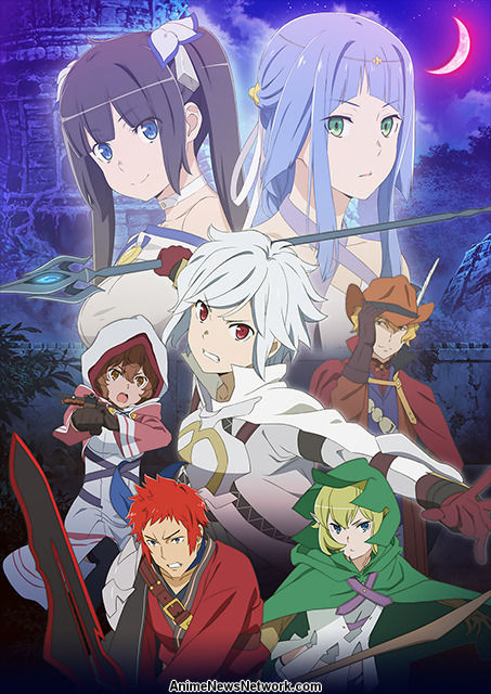 Is It Wrong to Try to Pick Up Girls in a Dungeon?: Arrow of the