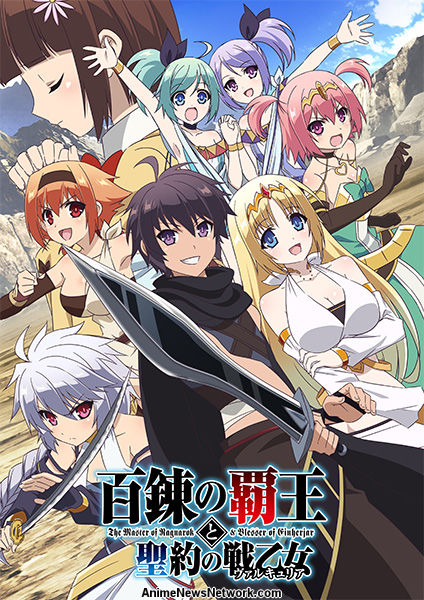 The Master of Ragnarok & Blesser of Einherjar (TV) - Anime