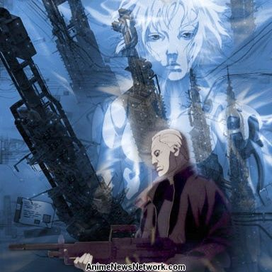 Ghost In The Shell 2 Innocence Movie Anime News Network