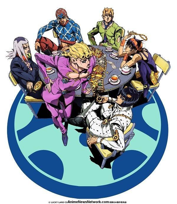 JoJo's Bizarre Adventure: Golden Wind (TV) - Anime News Network