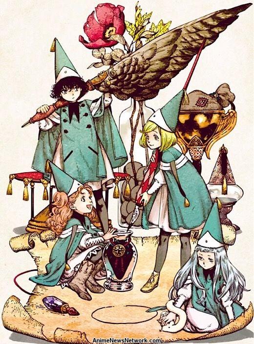 Witch Hat Atelier Manga Anime News Network