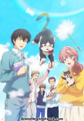 My Roommate is a Cat (TV) - Anime News Network