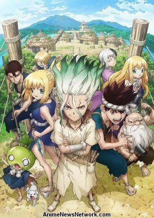 Dr  Stone (TV) - Anime News Network
