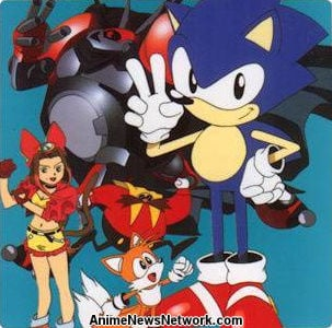 Sonic The Hedgehog The Movie Oav Anime News Network