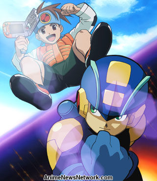 Megaman Nt Warrior Deutsch Online Gucken