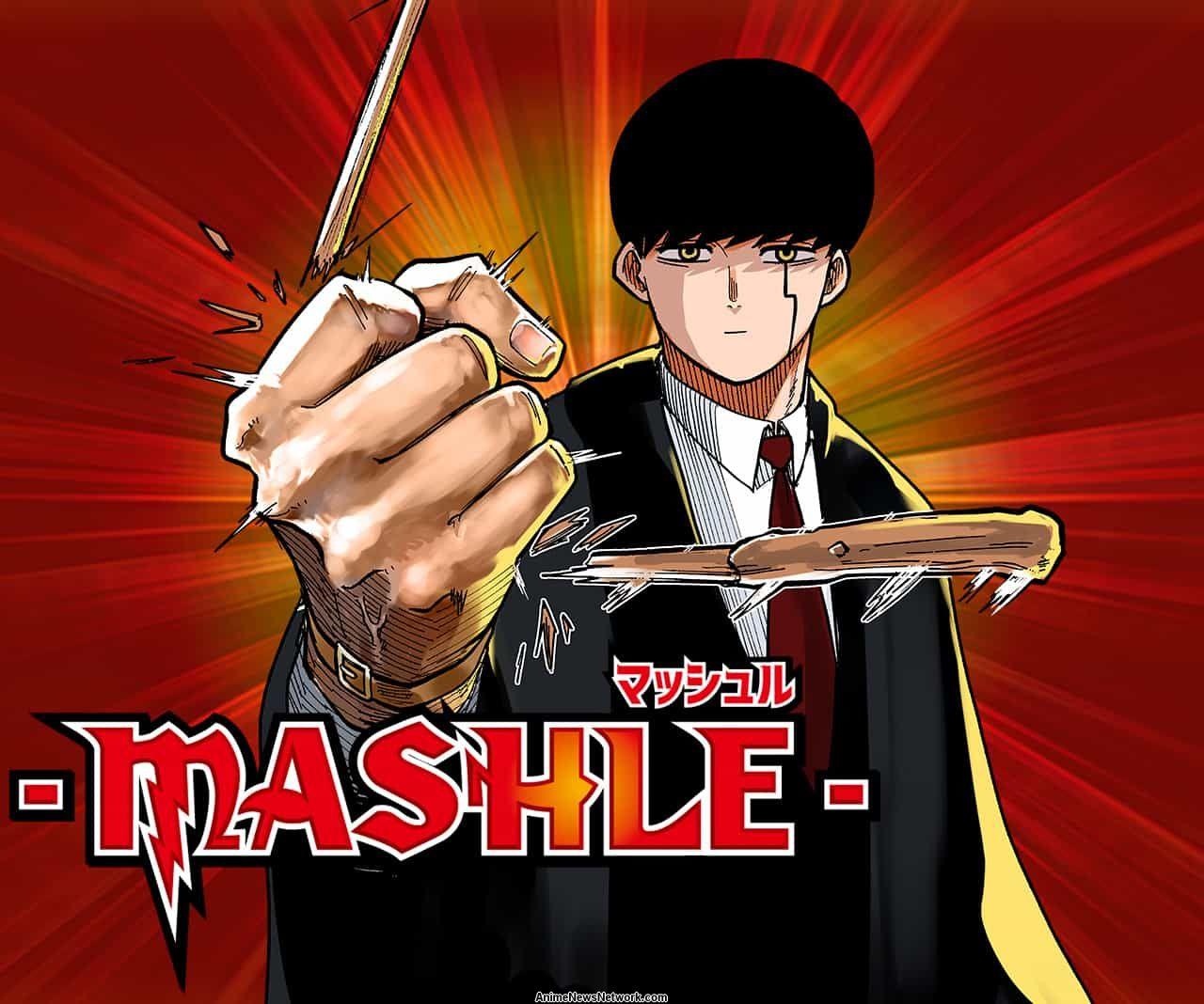 Mashle: Magic and Muscles (manga) - Anime News Network
