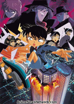 Case Closed Countdown To Heaven Movie 5 Anime News Network