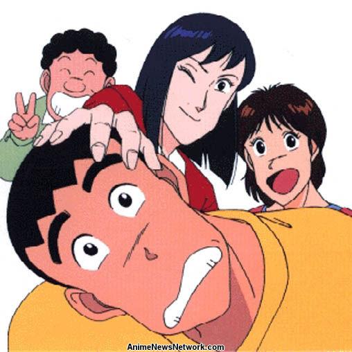 Tsuyoshi Shikkari Shinasai Tv Anime News Network