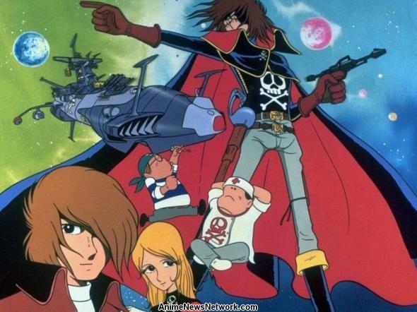 Uchuu Kaizoku Captain Harlock - Anime - AniDB