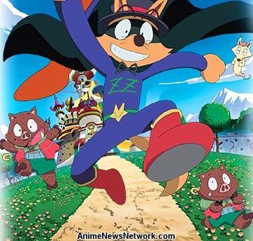kaiketsu Zorori animation encyclopedia book #1