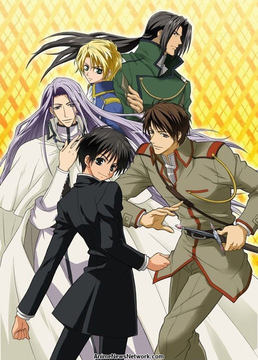 list of 2007 tv anime programs