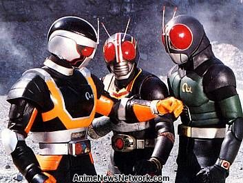 Kamen Rider BLACK RX: Sekai ni Kakeru (live-action 3D movie