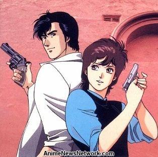 City Hunter Tv Anime News Network