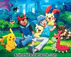 Pokemon Destiny Deoxys Movie Anime News Network
