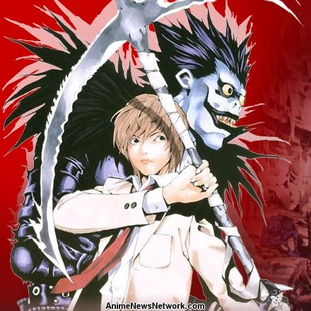 Death Note Manga  Anime News Network