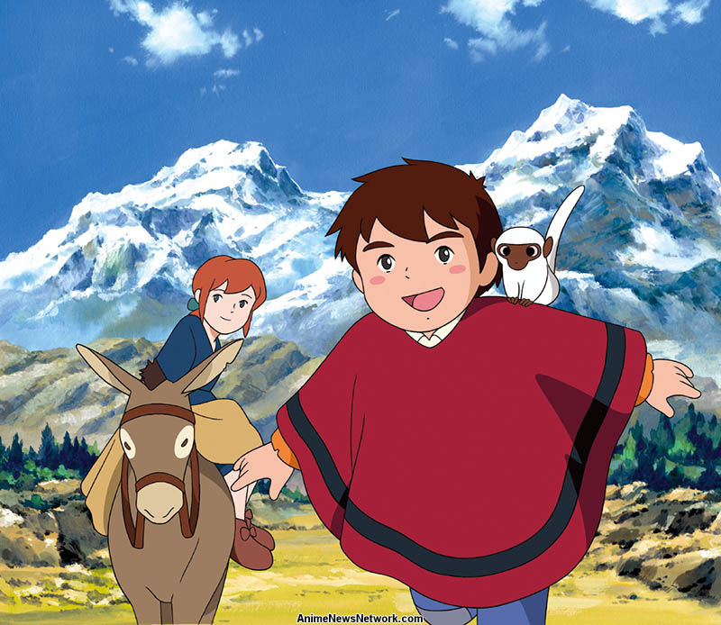 Marco - From the Apennines to the Andes (TV) - Anime News Network