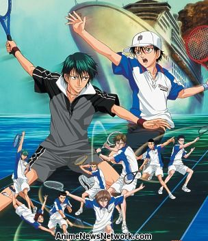 The Prince of Tennis: Two Samurais, The First Game (movie) - Anime