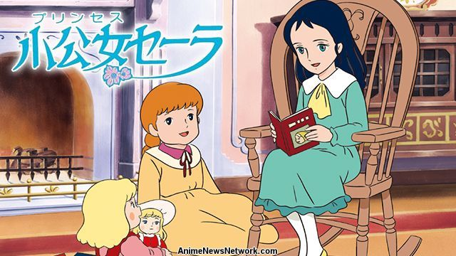 A Little Princess Sara Tv Anime News Network